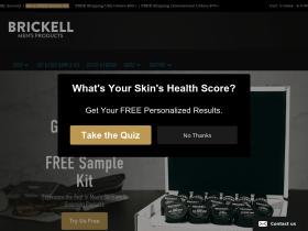Brickell Men's Products Free Shipping Code