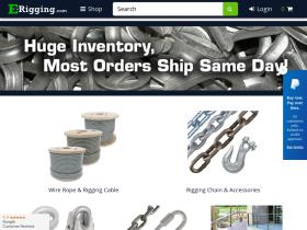 E-Rigging Free Shipping