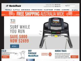 Nordic Track Free Shipping