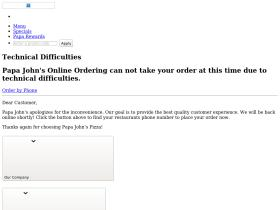 Papa Johns Free Delivery Code