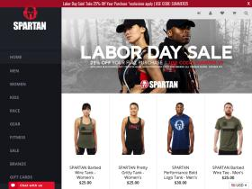 Spartan Free Shipping