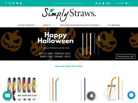 Simply Straws Free Shipping