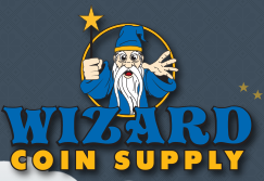 Wizard Coin Supply Free Shipping